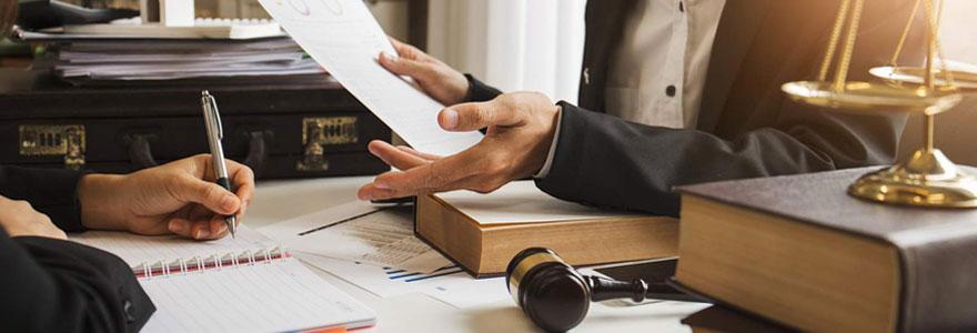 Assistance juridique entreprises