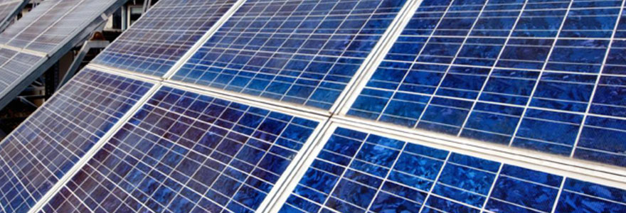 panneaux photovoltaïques toit